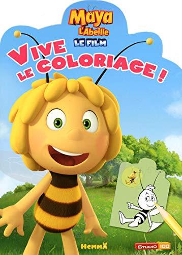9782508027840: Maya L'Abeille Le film - Vive le coloriage