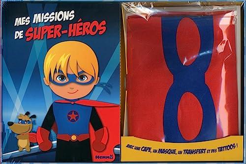 9782508030406: Coffret super héros