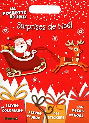 Coffret - Surprises de Noël: Constant, Adèle