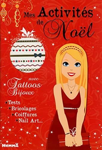9782508030550: Tattoos Bijoux - Spécial Noël