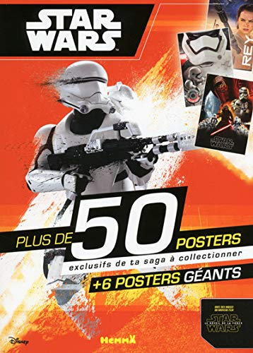 9782508031410: Disney Star Wars, le r�veil de la force episode VII : Plus de 50 posters