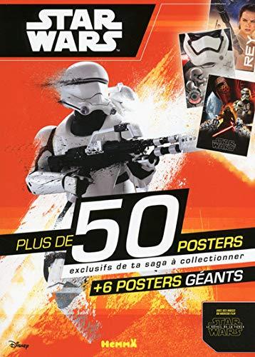 9782508031410: Disney Star Wars, le réveil de la force episode VII : Plus de 50 posters