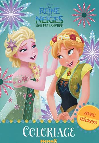 Coloriage Disney Tome 3.9782508031670 La Reine Des Neiges La Fete Givree Tome 3