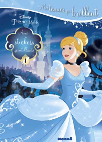 9782508032257: Disney Princesses Cendrillon : Avec stickers scintillants (Un monde de paillettes)