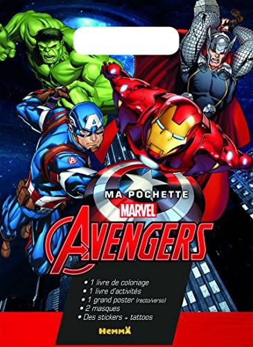 9782508034305 Ma Pochette Avengers Marvel Abebooks 2508034304
