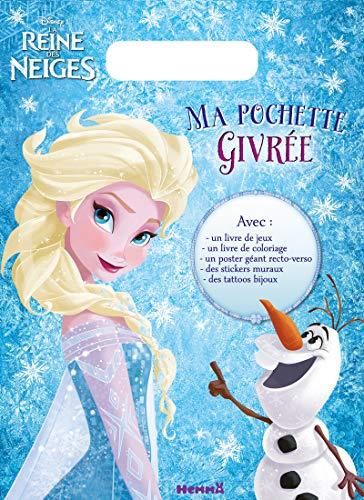 9782508034527: Disney La Reine des Neiges - Ma pochette givrée