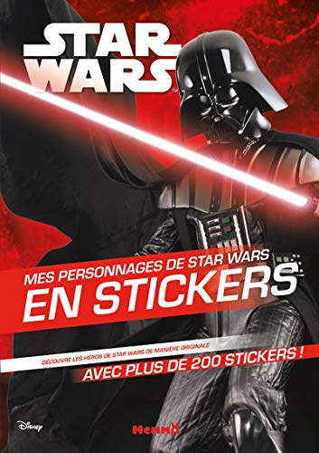 9782508034671: Mes personnages de Star Wars en stickers (Personnages en stickers)