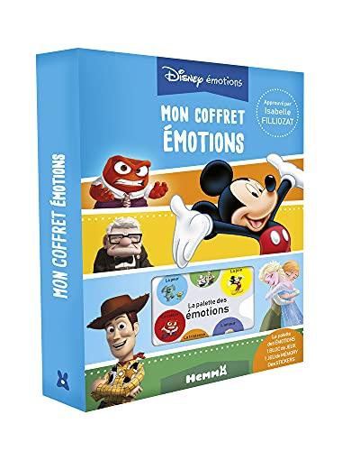 9782508045097: Disney émotions - Mon coffret des émotions!