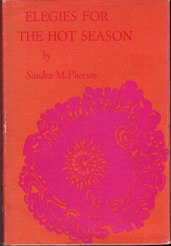 9782531216044: Elegies for the Hot Season