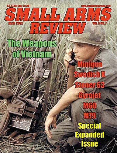 9782548963252: Small Arms Review: Vol.5 No.7