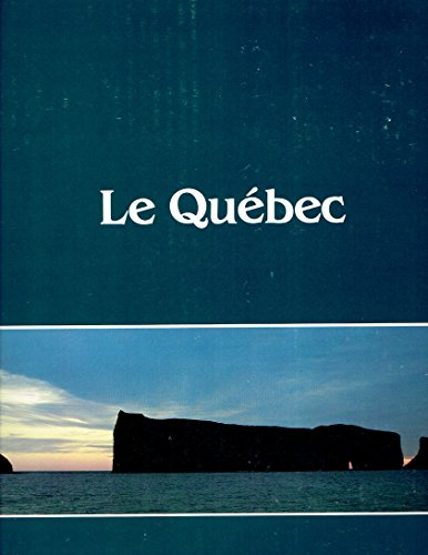 9782551062713: Le Québec (French Edition)