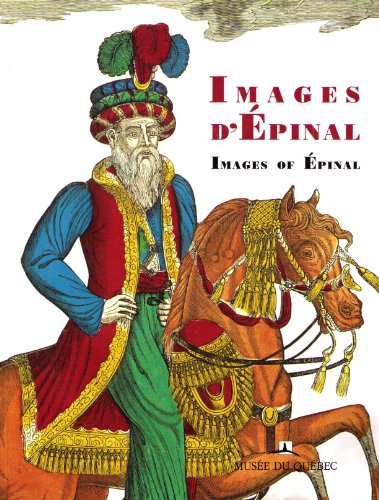 9782551171323: Images D'Epinal / Images of Epinal (English text)