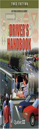 Driver's Handbook 2004 edition
