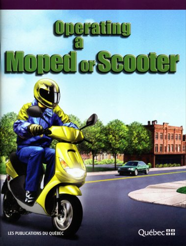 Operating a Moped or Scooter: SOC. ASS. AUTOMOBILE