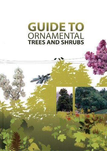 9782551228027: Guide to Ornamental Trees And Shrubs