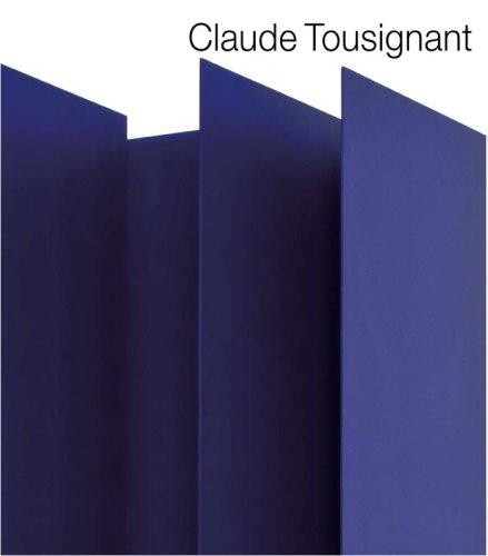 Claude Tousignant (English/French Edition): Paulette Gagnon