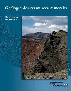 9782551237371: Geologie des Ressources Minerales
