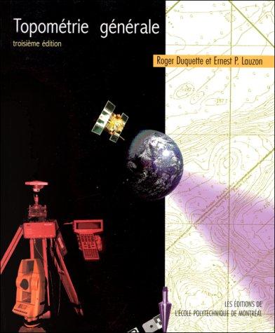 9782553005701: TOPOMETRIE GENERALE. 3ème édition
