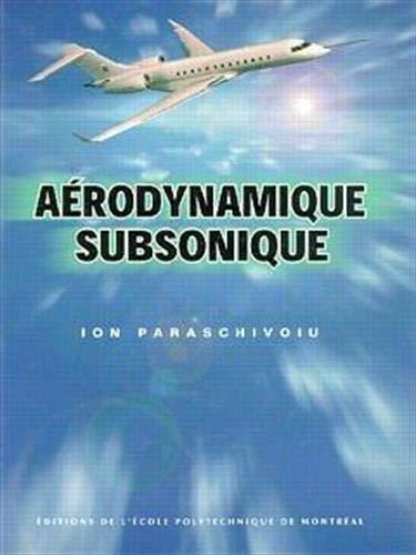 9782553006845: A�rodynamique subsonique
