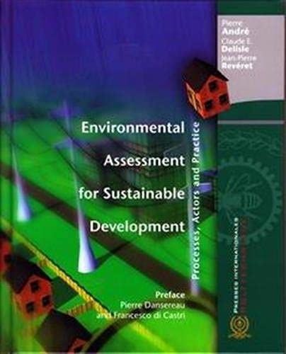 9782553011382: Environmental Assessment for Sustainabledevelopment Processes Actors and Practice