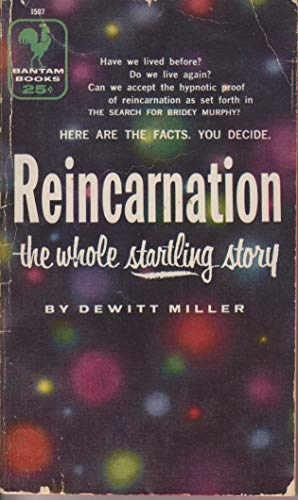 9782553015076: Reincarnation: the Whole Startling Story