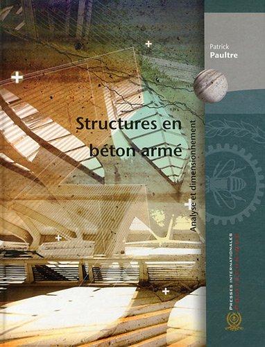 9782553015571: Structures en béton armé : Analyse et dimensionnement