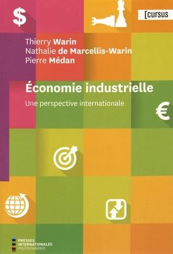 9782553016974: Économie Industrielle