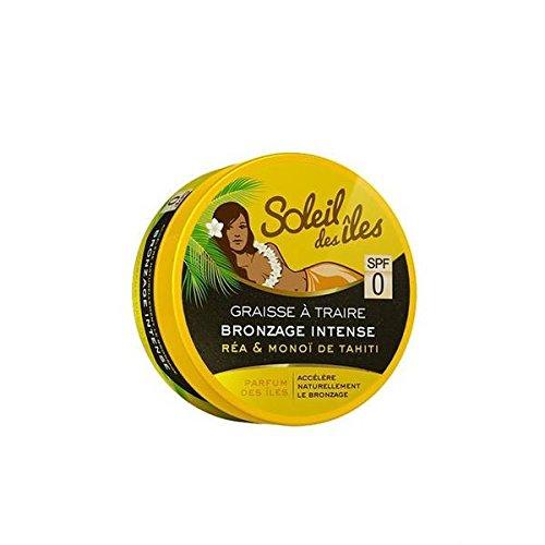 9782577888052: Soleil des iles - graisse a traire intense boite rea parfum des iles -150ml