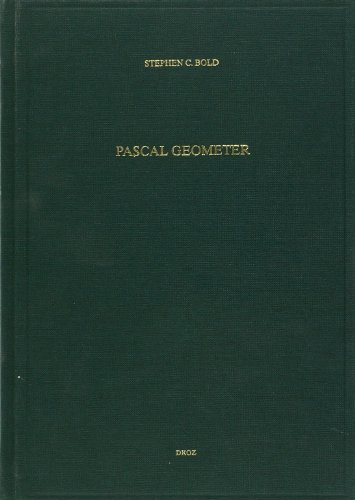 Pascal Geometer.