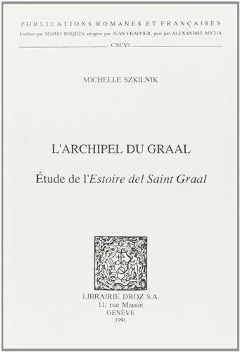 9782600028851: L'Archipel du Graal: etude de I'