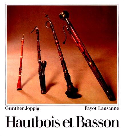 9782601002423: Hautbois et basson