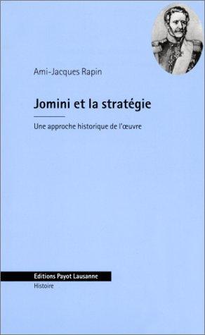 9782601032970: Jomini et la Stratégie