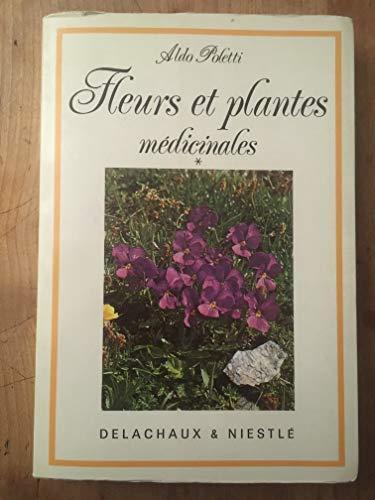 9782603004494: Fleurs et plantes médicinales