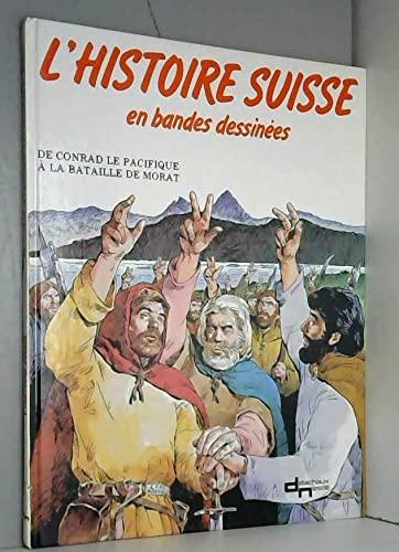 Die Schweizer Geschichte - Von den letzten burgundischen Königen... Cover