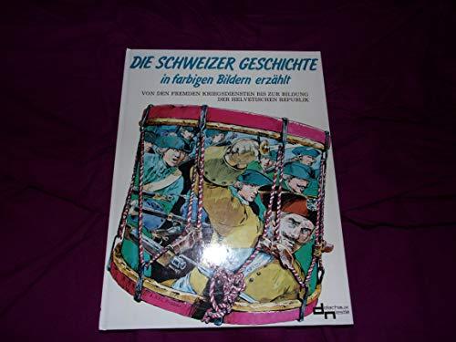 Die Schweizer Geschichte Cover