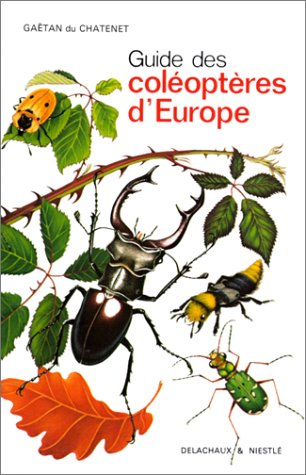 9782603005828: Guide des col�opt�res d'Europe, tome 1