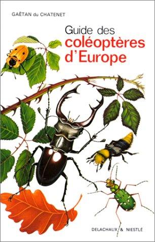 9782603005828: Guide des coléoptères d'Europe, tome 1