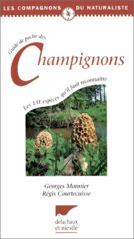9782603009956: Guide de poche des champignons