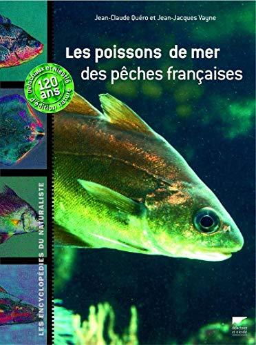 Les poissons de mer des pêches françaises (French Edition): Jean-Jacques ...