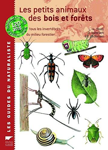 9782603014899: Les Petits Animaux des bois et forêts