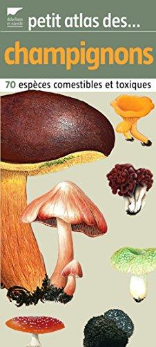 9782603015179: Petit atlas des champignons : 70 Esp�ces comestibles et toxiques