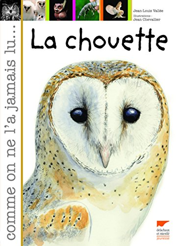 9782603016534: Chouette(la) (English and French Edition)
