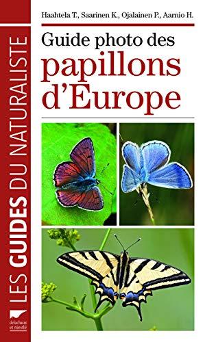 guide photo des papillons d'Europe: Collectif