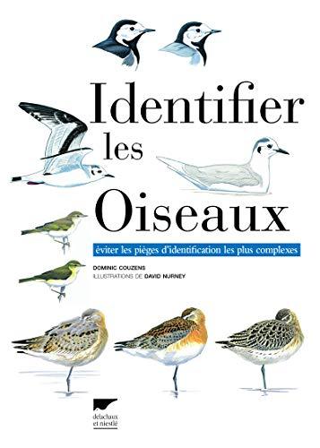 Identifier les oiseaux: Couzens, Dominic