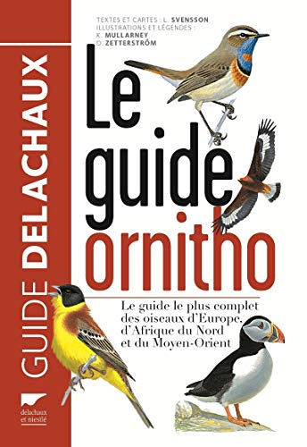 9782603020104: Le guide ornitho