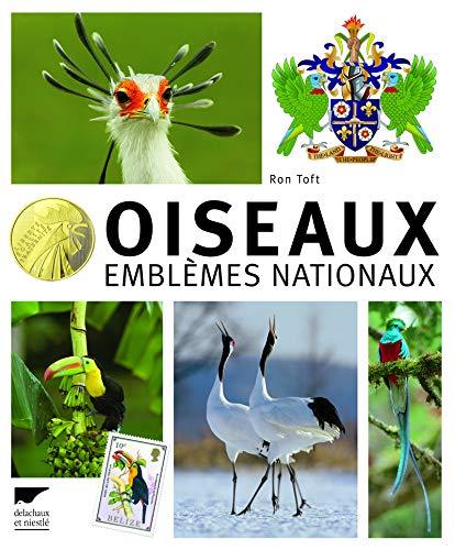Oiseaux emblèmes nationaux: Ron Toft