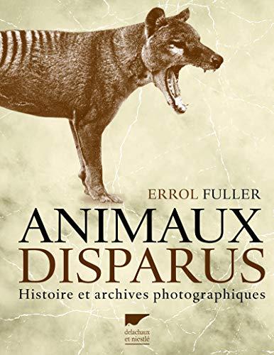 Animaux disparus: Errol Fuller