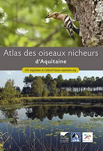 Atlas des oiseaux nicheurs d'Aquitaine: Amandine Theillout, LPO Aquitaine