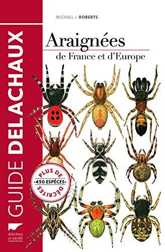 Araignees de France et d'Europe