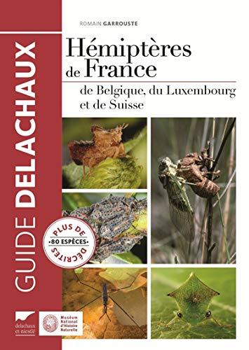 Hémiptères de France, de Belgique, du Luxembourg et de Suisse